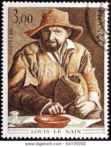 Peasant Stamp
