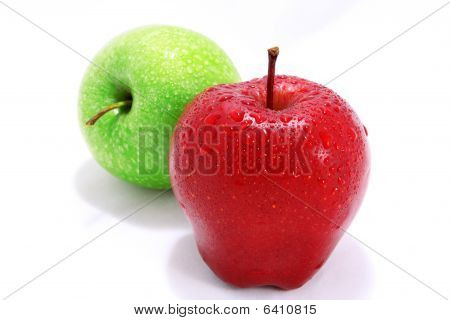 Red and Green