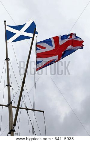 Scotland And Uk