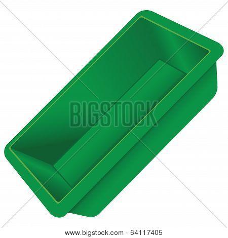 Dish Silicone Container