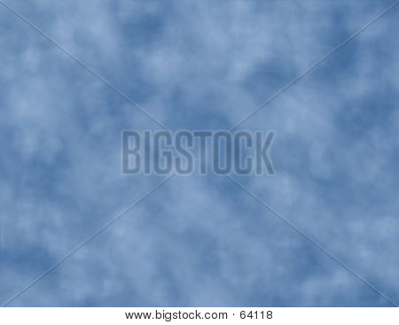 Backdrop - Cloudy Blues