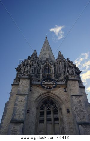 St Marys Church Tower (nice Large Crisp Image)