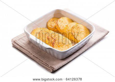 romana gnocchi with semolina