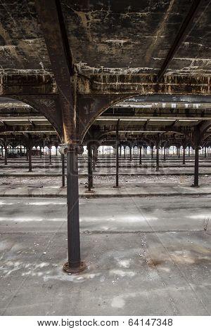 Abandonded Rail Yard