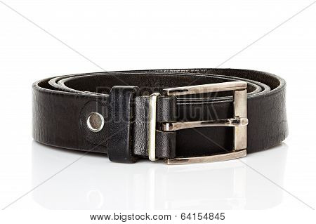 Male Belt Isolated