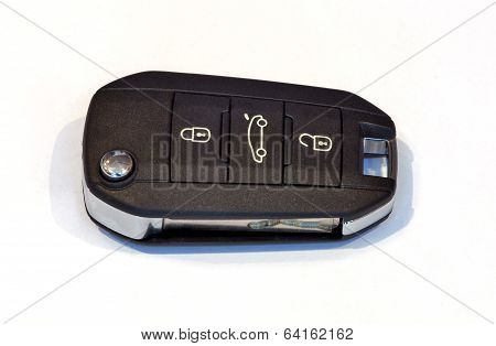 pop-up car key