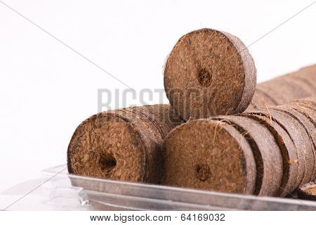 coconut tablets for growing plants