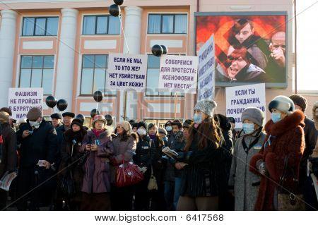 Anti-fascist Meeting