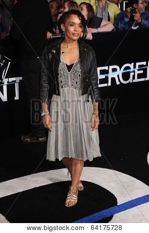 LOS ANGELES - MAR 18:  Lisa Bonet arrives to the 'Divergent' Los Angeles Premiere  on March 18, 2014 in Westwood, CA