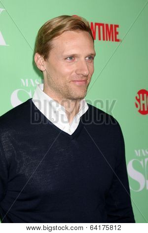 LOS ANGELES - APR 29:  Teddy Sears at the