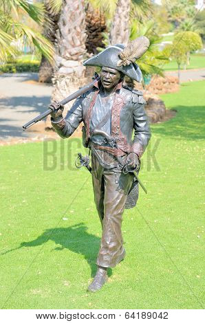 Long Walk To Freedom Life Size Statues
