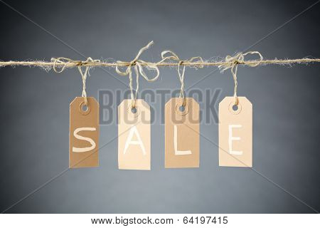 Retail Sale - Price Tags
