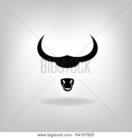 Cow Or Bull Head