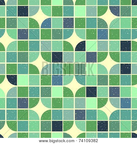 Colorful textile seamless pattern