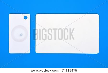 Two Rfid Cards