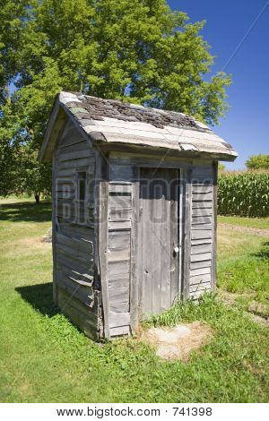 The outhouse -1473