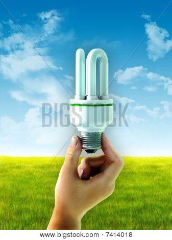Bulbo ahorro de energía