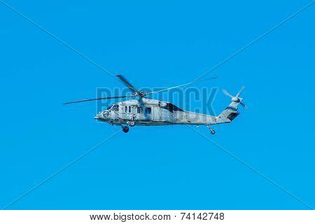 Military Chopper
