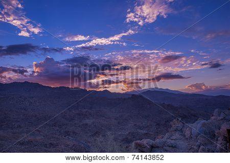 San Bernardino Sunset