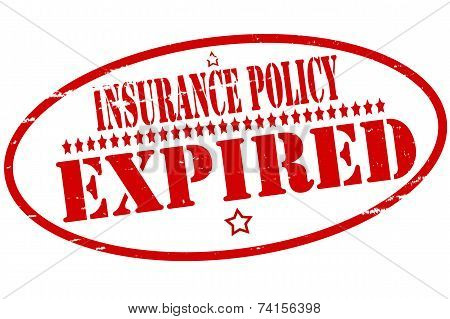 Insurance Policy Expired