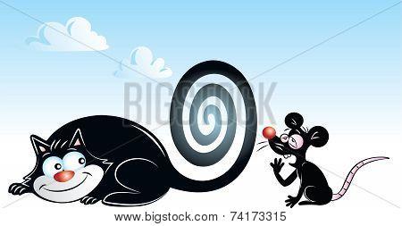 Spiral Hypnotizing