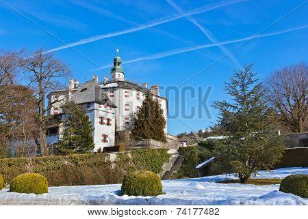 Palace of Ambras (Schloss Ambras) - Innsbruck Austria