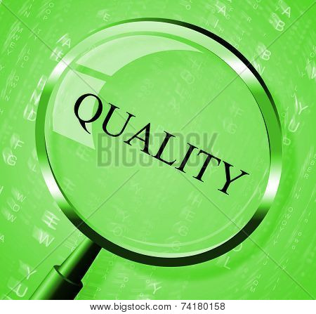 Quality Magnifier Means Searching Satisfied And Magnification