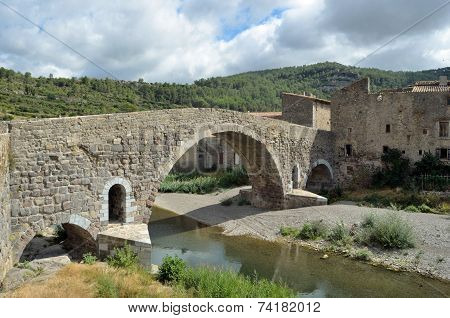Medieval Bridge Lagrasse