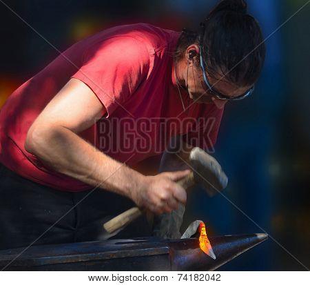 Blacksmith Montolieu