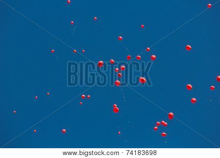 Aids Memorial Balloons