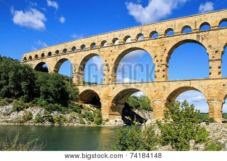 Pont Du Gard, South Of France