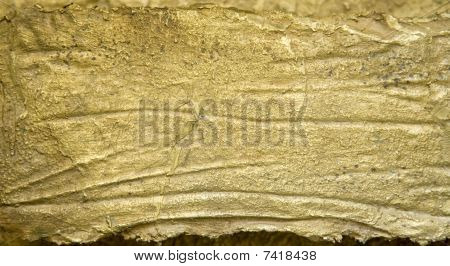 Aged Texture Of Bronze