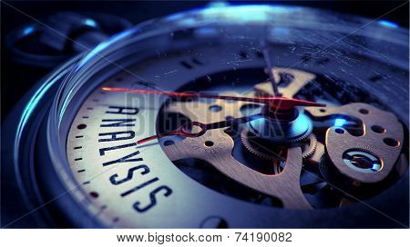 Analysis on Pocket Watch Face.