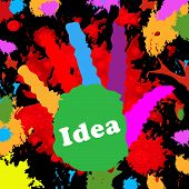 picture of youngster  - Kids Ideas Showing Colour Innovations And Youngsters - JPG