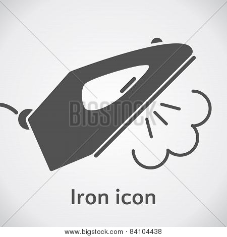 Vector Iron Icon