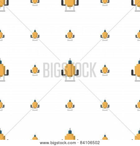Vector background for milling cutter