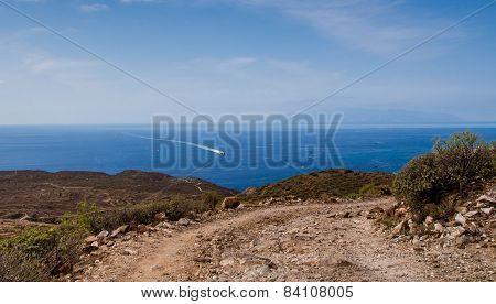 Picturesque Landscape Of Tenerife