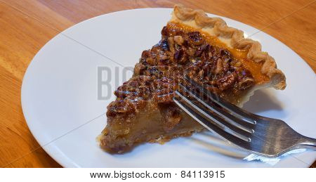 Fork And Pie