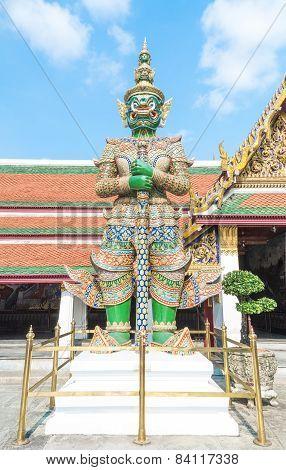 Green Giant Ravana