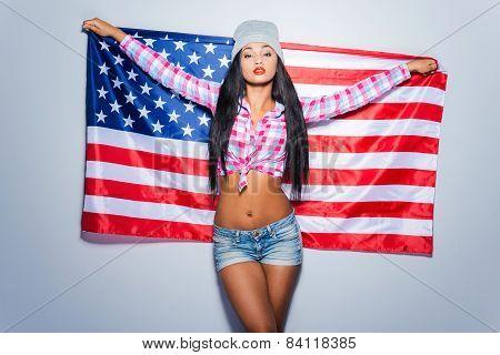Born In America.