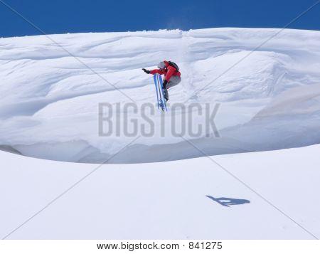 Exellent jump