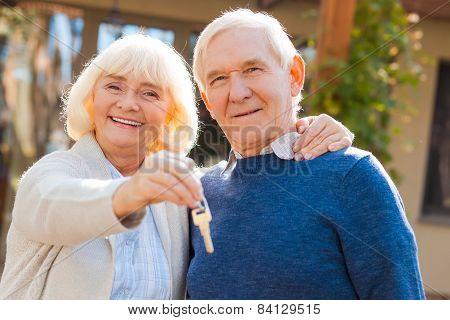 Happy Seniors.