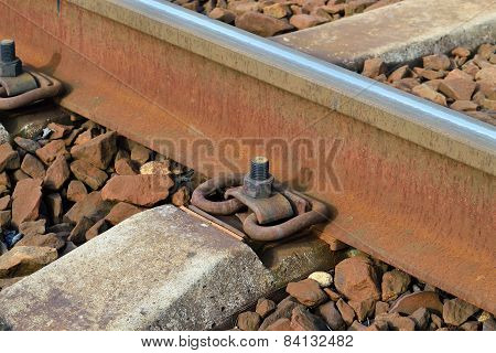 Rail And Sleepers