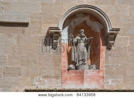 Statue of Sant Franciscus