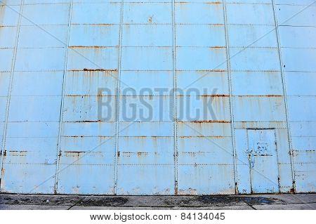 Old Hangar Gate