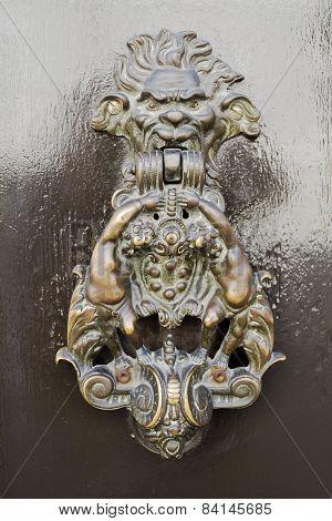 Ravenna Door Knocker
