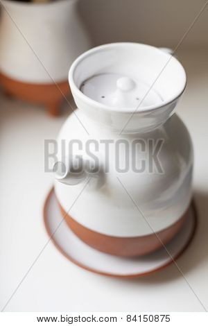 Jug For Oil To Cook