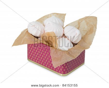 Meringues  In The Box