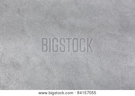 Abstract Gray Plastering Wall Background