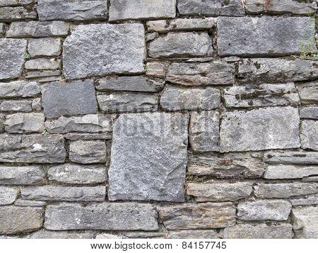Stone Wall Bakground